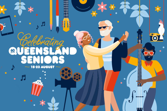 QLD Seniors Week 2020