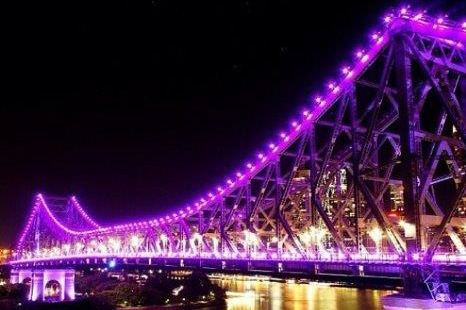 Elder Abuse Purple Bridge
