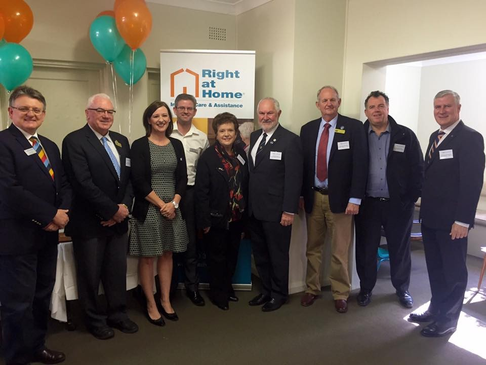 Southern NSW to Benefit from New Franchise Opening for Right at Home Australia Serving the Wagga Wagga and surrounding Community