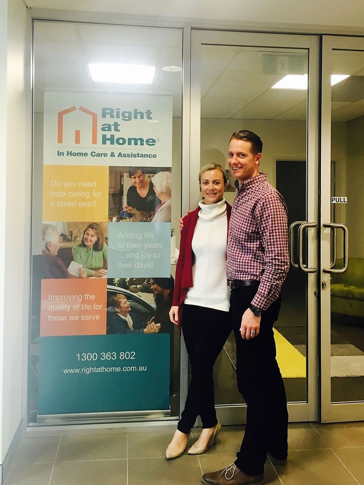 Leading in home care and assistance business, Right At Home, has expanded into the Sunshine Coast and is now open and ready to serve the community!