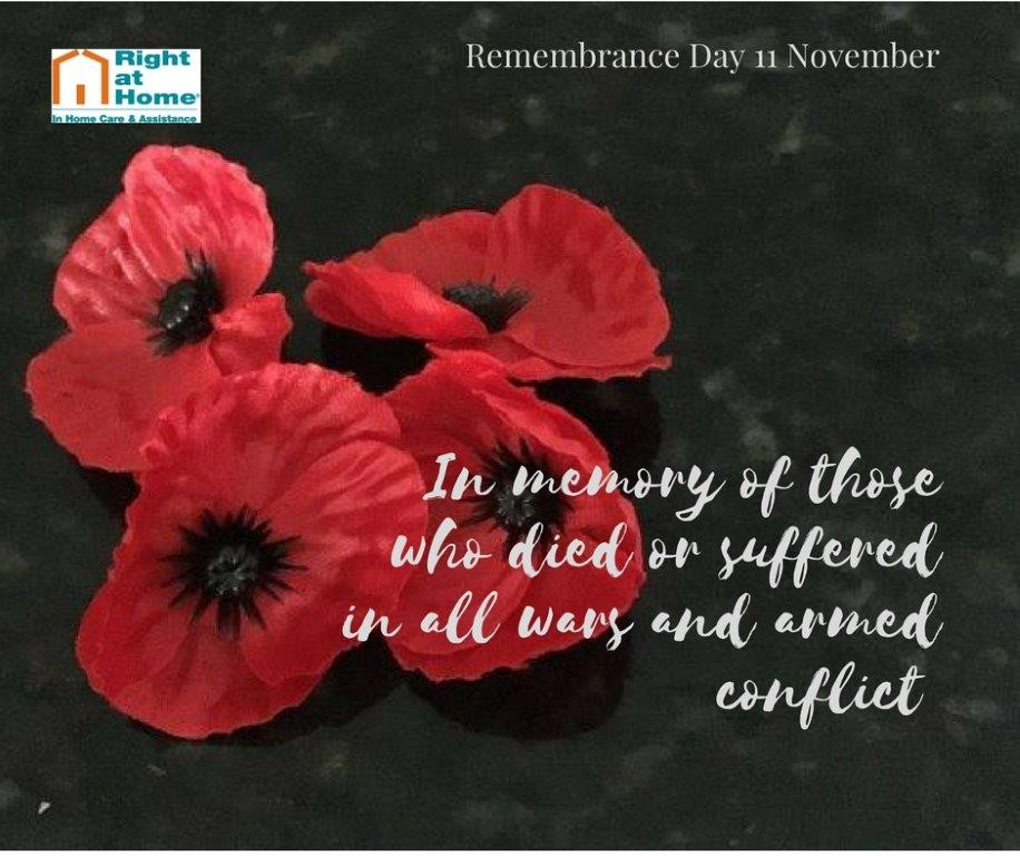 Remembering the Fallen – Remembrance Day 2017