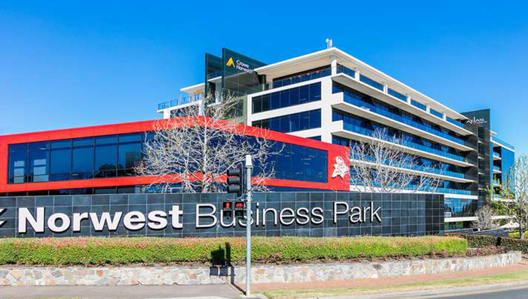 norwest business park op